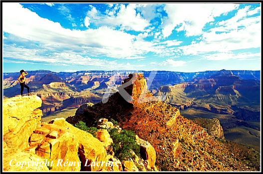 Cedar Ridge,Grand Canyon Nat'l Park,Arizona,USA