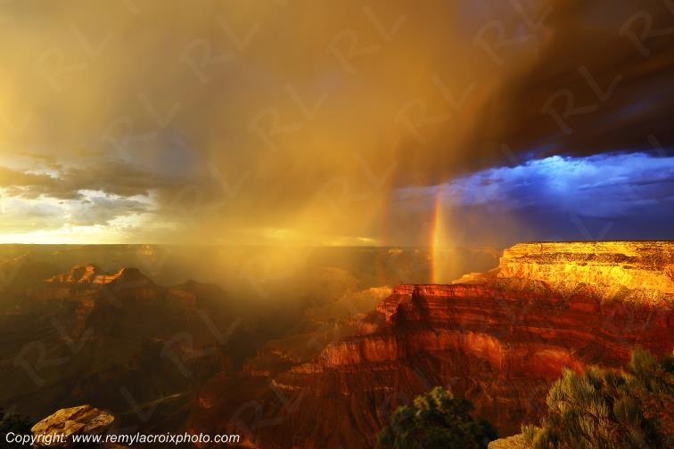 Pima Point Grand Canyon National Park Arizona USA