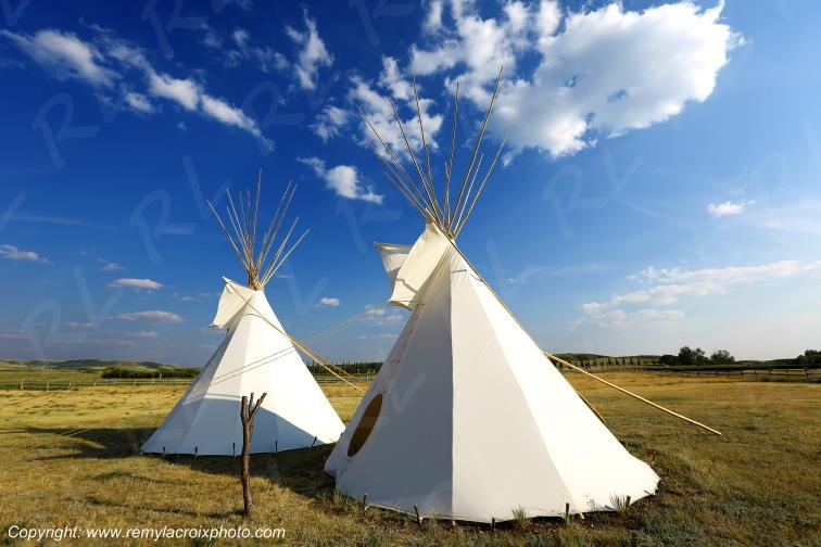 Wood Mountain Historic Park Sitting Bull retreat Saskatchewan Canada www.remylacroixphoto.com #sittingbull #saskatchewan