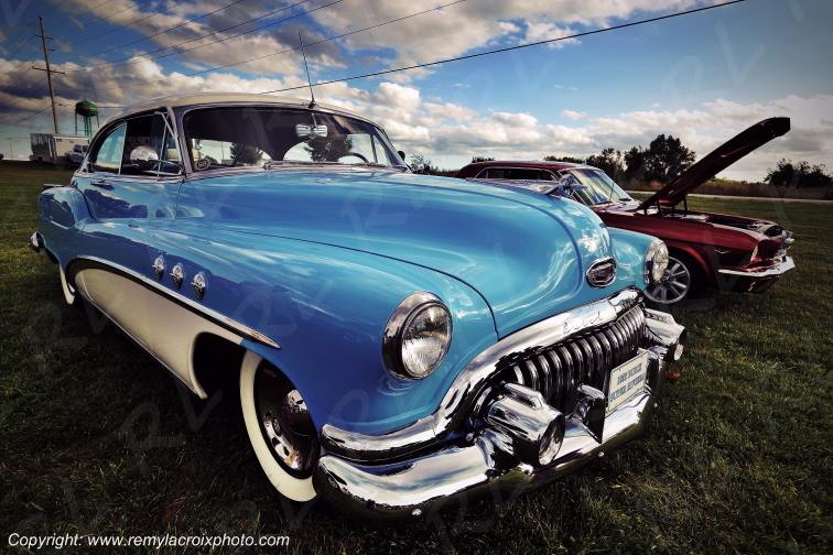 Buick Eight Super Riviera 1952 Indiana USA