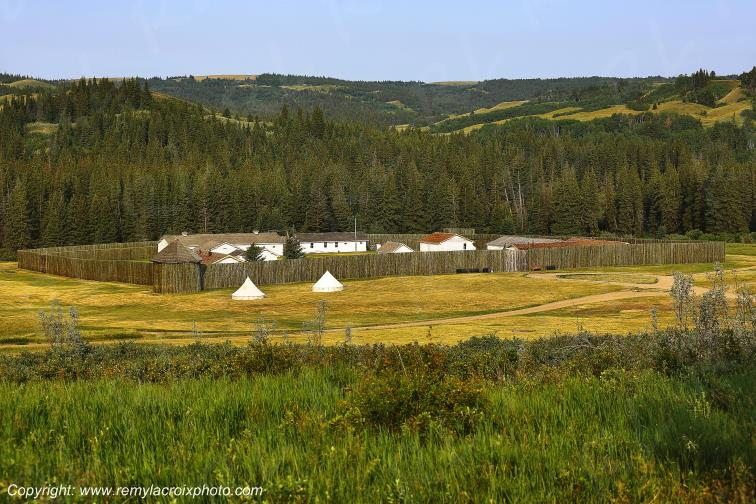 Fort Walsh National Historic Park,Saskatchewan,Canada