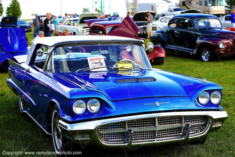 Ford Thunderbird 1960 Indiana USA