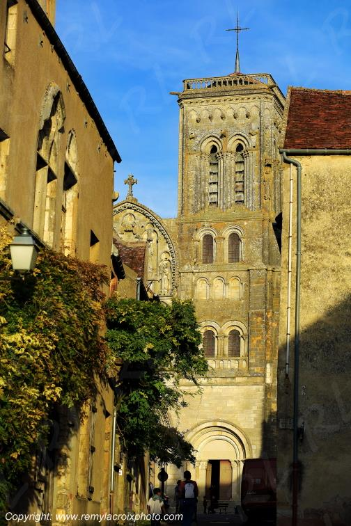 Vézelay,Yonne,France
