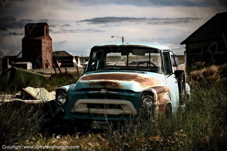 International Pick-up Truck 1957 Hilger Montana USA