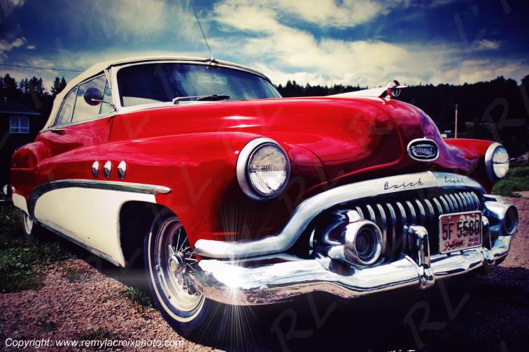 Buick Super Eight 1952 South Dakota USA www.remylacroixphoto.com