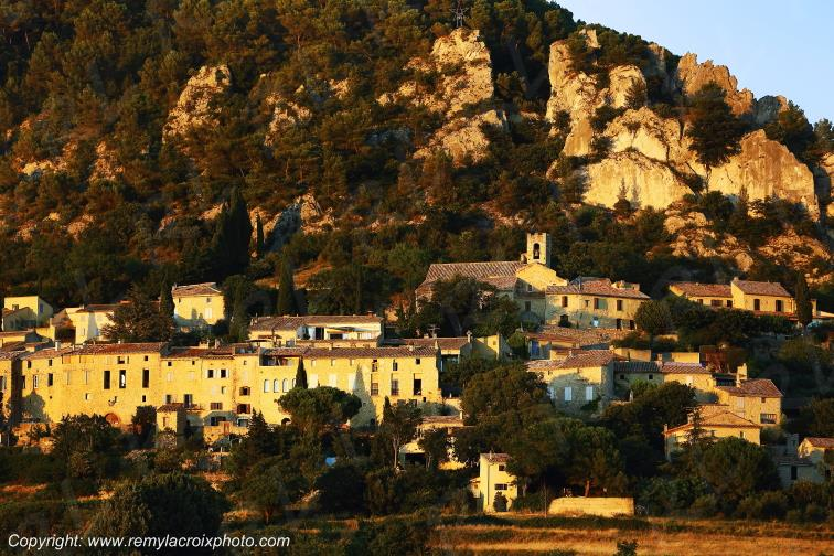 Village de Séguret,Vaucluse,France