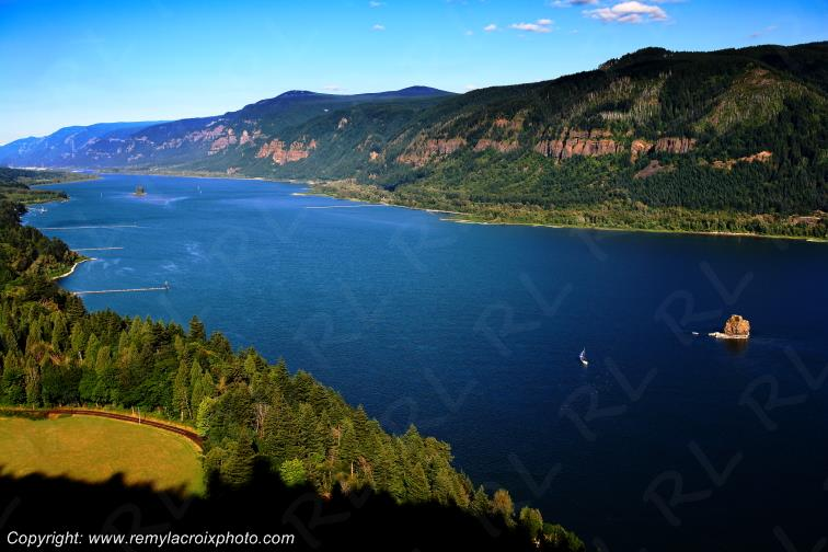 Cape Horn,Columbia River Gorge,Washington,USA
