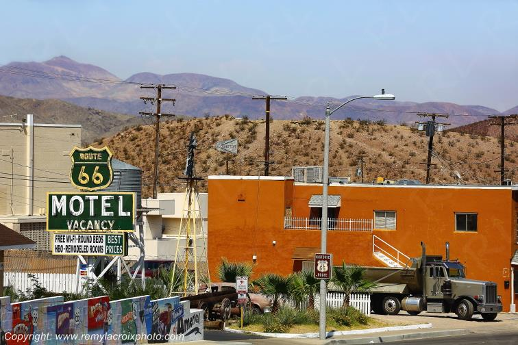 Barslow,Route 66,Californie,USA