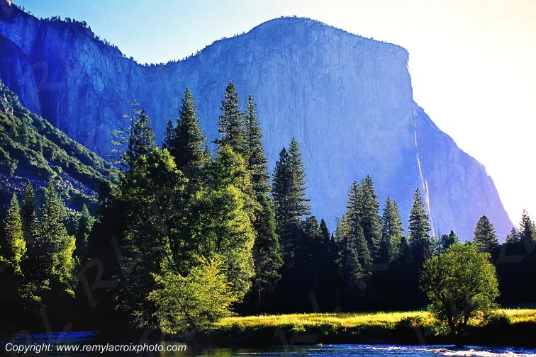 El Capitan Yosemite National Parc Californie USA www.remylacroixphoto.com