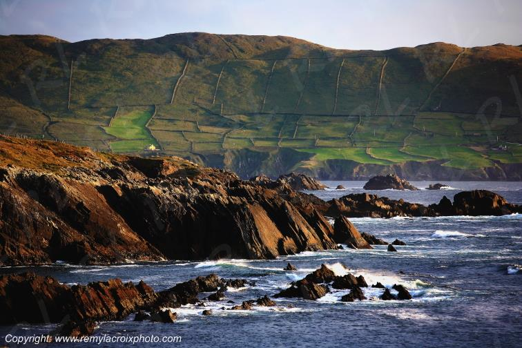 Péninsule de Beara Allihies Cork Irlande Ireland