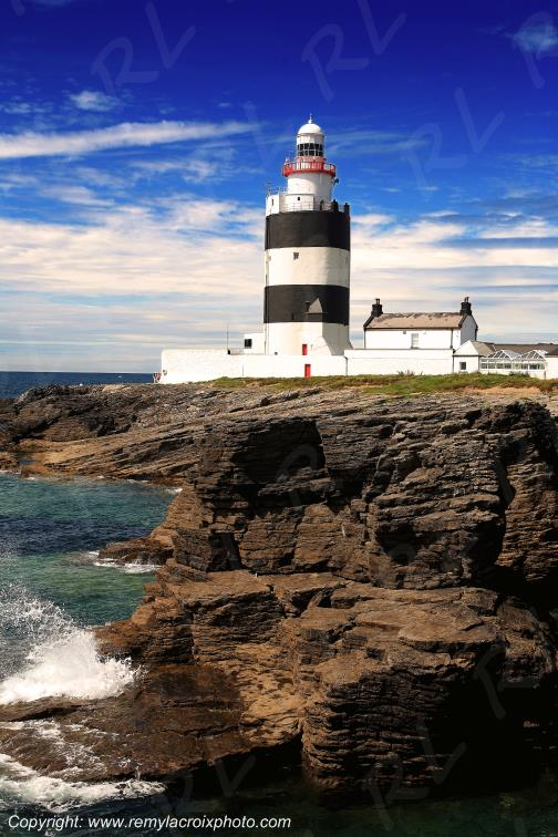 Hook lighthouse Wexford Irlande Ireland www.remylacroixphoto.com