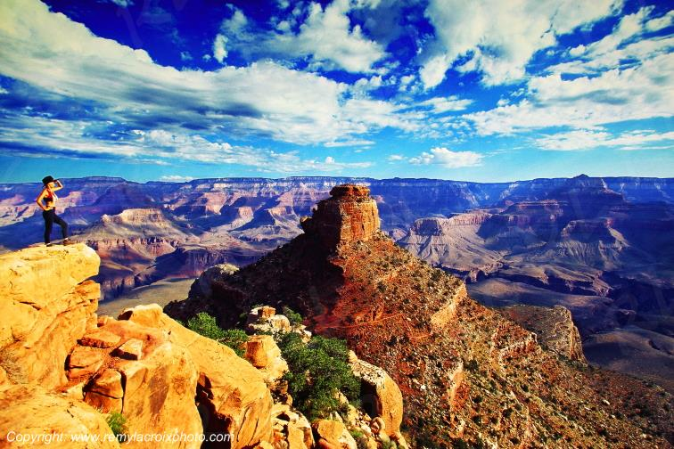 Cedar Ridge Grand Canyon National Park Arizona USA
