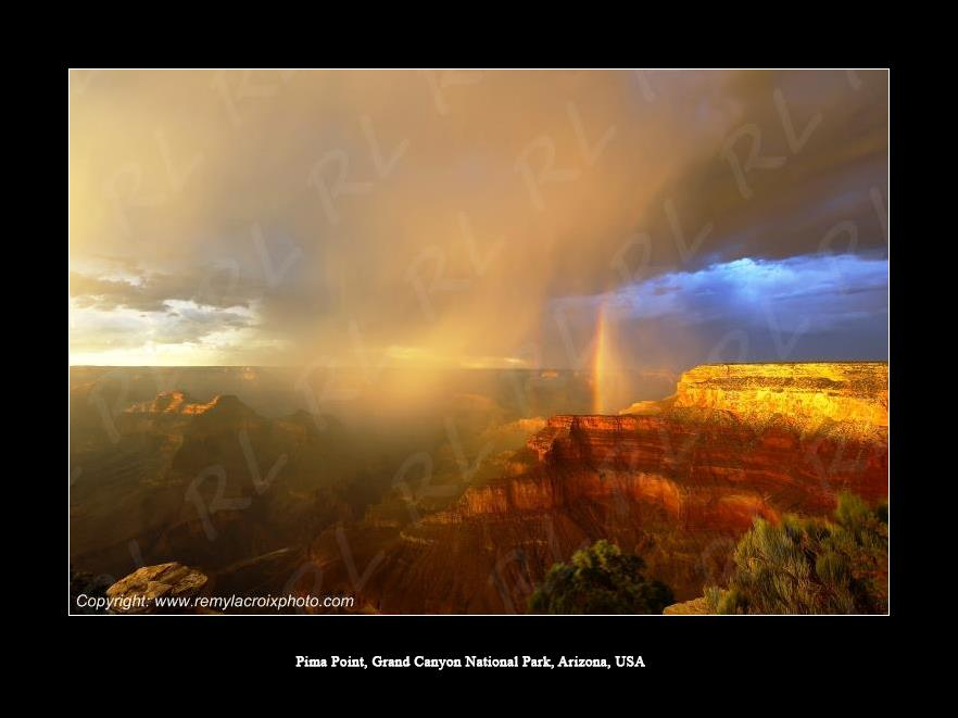 Pima Point,Grand Canyon National Park,Arizona,USA