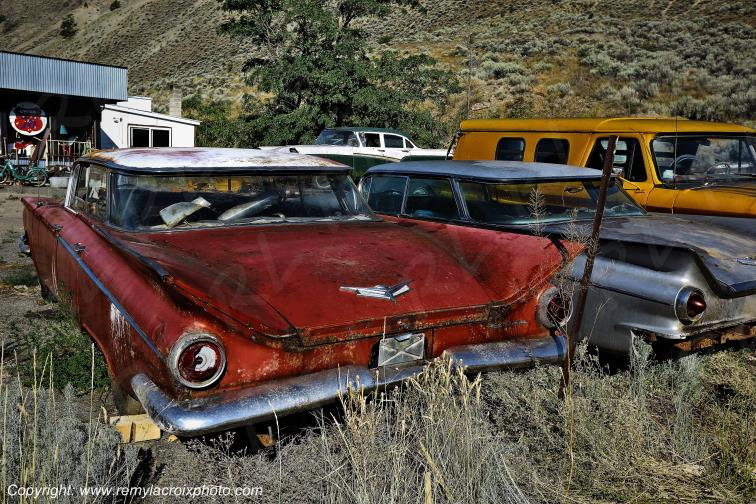 Buick Electra 1959 wreck British Columbia Canada www.remylacroixphoto.com #buick #electra59 #canada