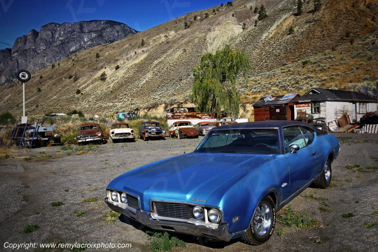 Oldsmobile Cutlass 69,British Columbia,Canada