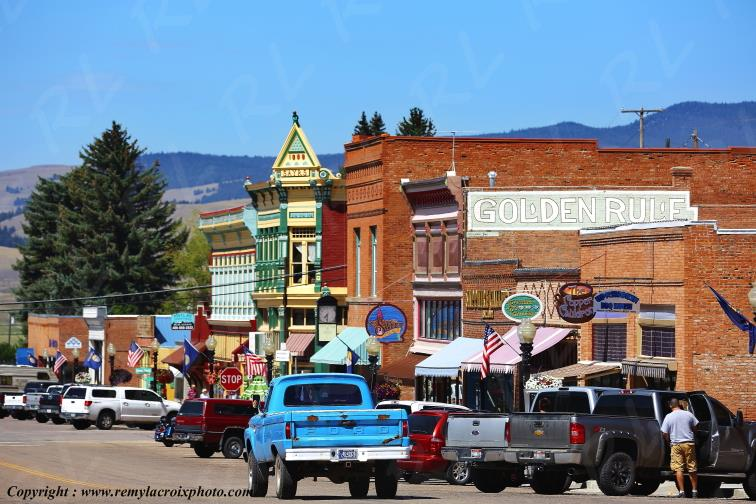 Philipsburg,Montana,USA