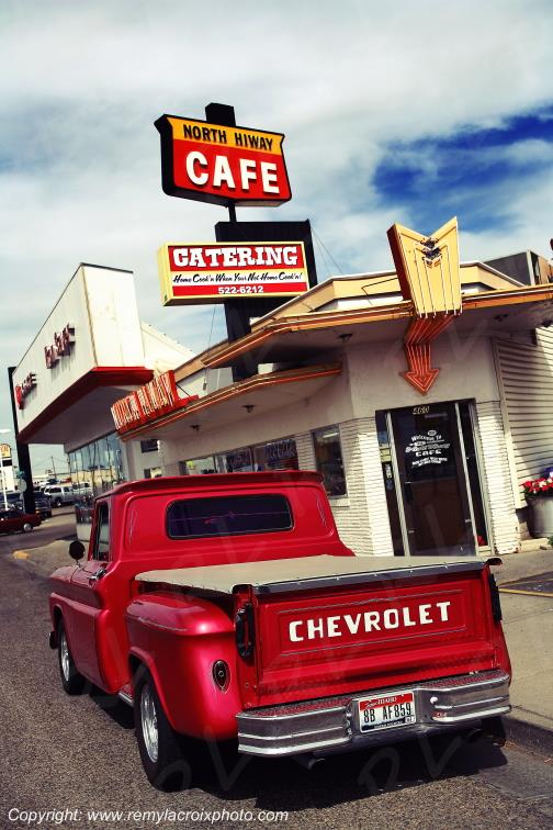 Pick-up,Idaho Falls,Idaho,USA