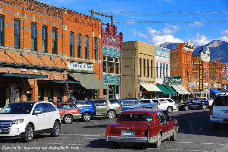 Livingston,Montana,USA