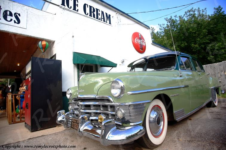 Chrysler New-Yorker 1950 Deadwood South Dakota USA