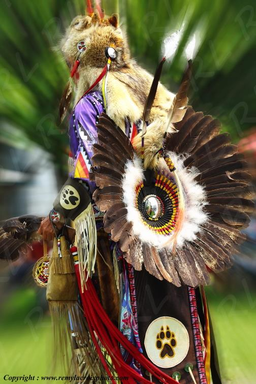 Pow-wow,Fort William Historic Park,Ontario,Canada