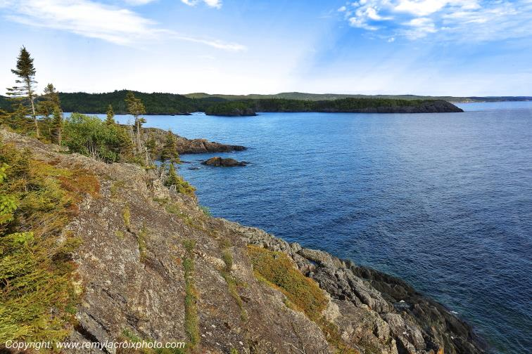 Le lac Supérieur,Pukaskwa National Park,Ontario,Canada