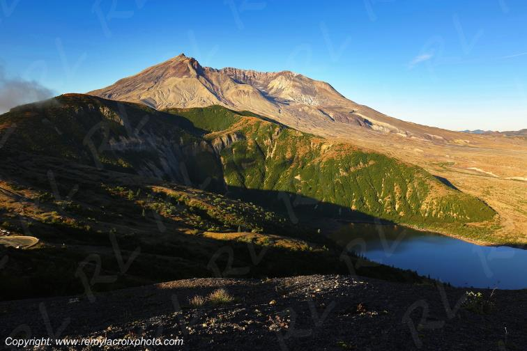 Mount St Helens National Volcanic Monument Washington USA www.remylacroixphoto.com