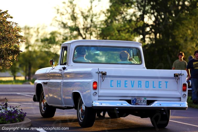 Chevrolet Apache 10 Pickup 1960 Indiana USA