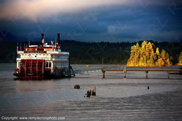 Steamboat,Stevenson,Columbia River,Washington,USA