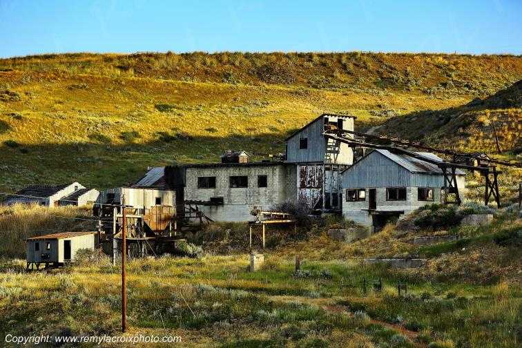 Smith Mine,Montana,USA