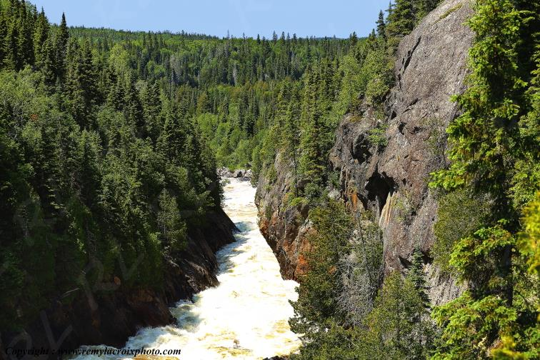 White river,Pukaskwa National Park,Ontario,Canada