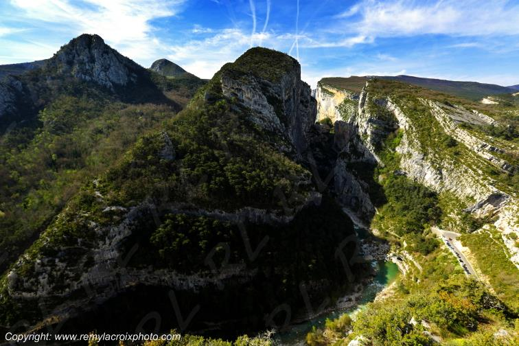 Gorges du Verdon,Point Sublime,Alpes de Haute Provence,PACA,France