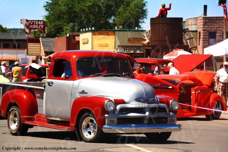 Chevrolet Pickup 1954 Williams Route 66 Arizona USA