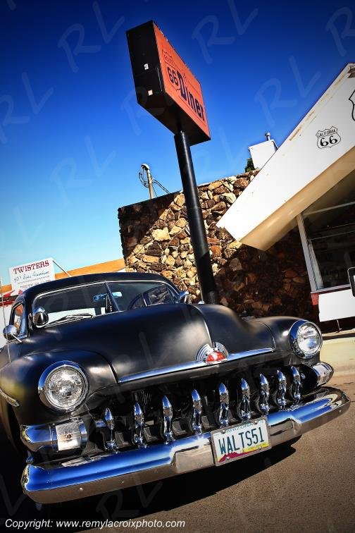 Mercury Eight 51,Williams Route 66,Arizona,USA