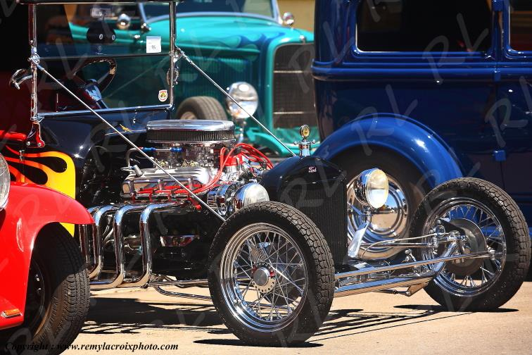 Hot-Rod Williams Route 66 Arizona USA