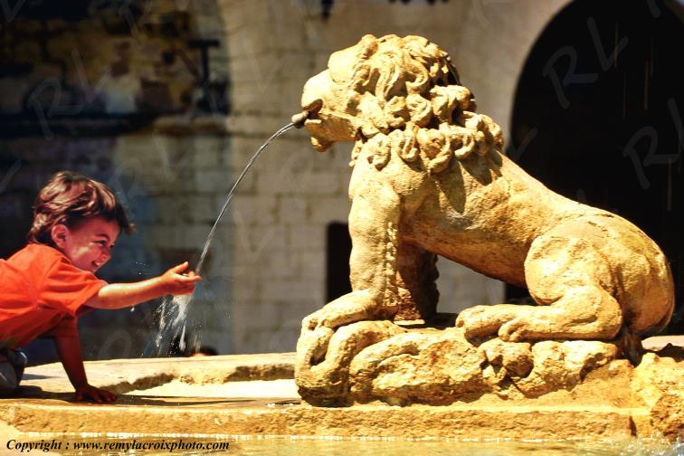 Fontaine,Assise,Ombrie,Italie