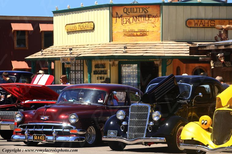 Cars show,Williams,Route 66,Arizona,USA