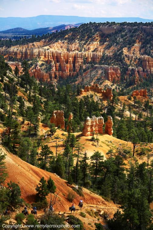Sunrise Point Bryce Canyon National Park Utah USA