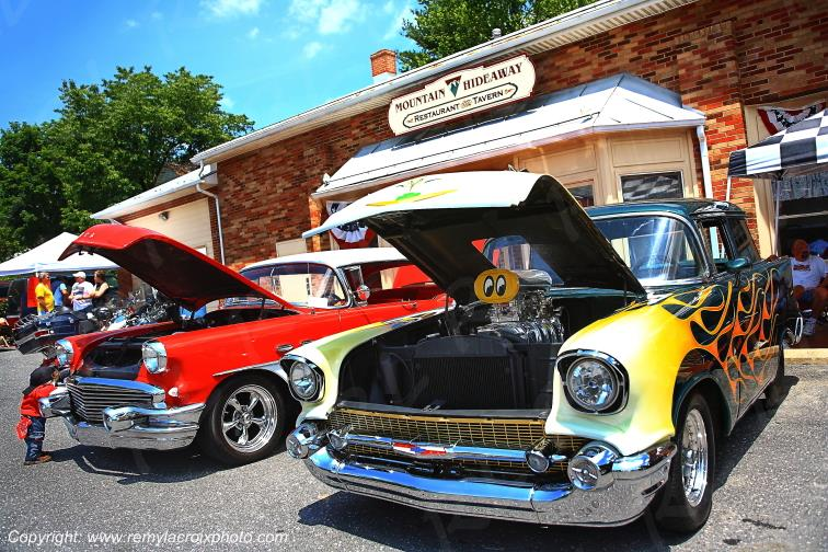 Car show,Monterey,Virginia,USA